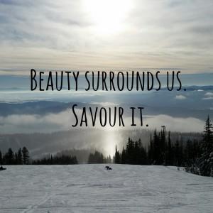 Beauty Surrounds Us