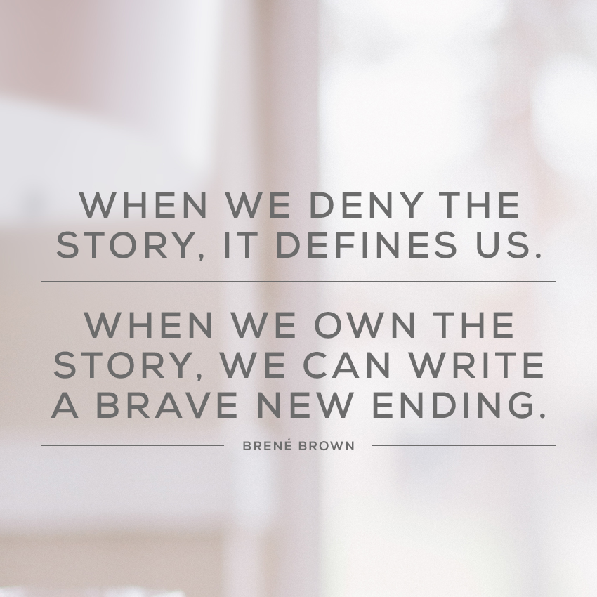 Brene Brown Story