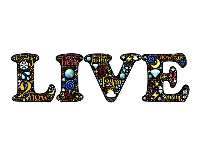 Life is for living