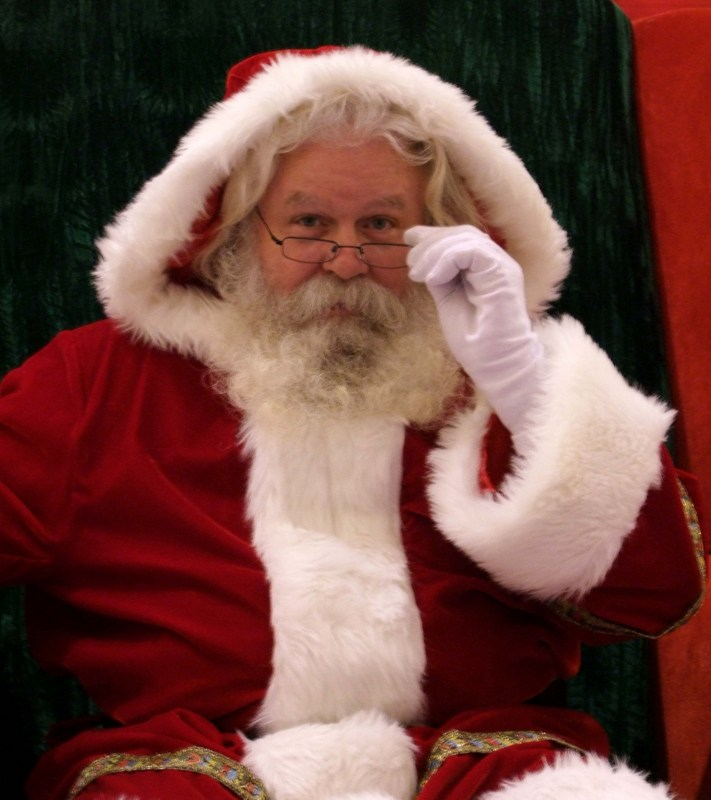 Does magic end with Santa?