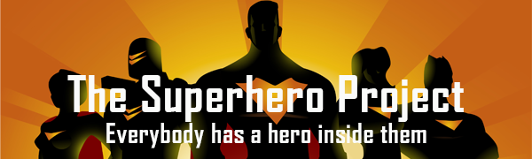 The Superhero Project - Robyn Peel