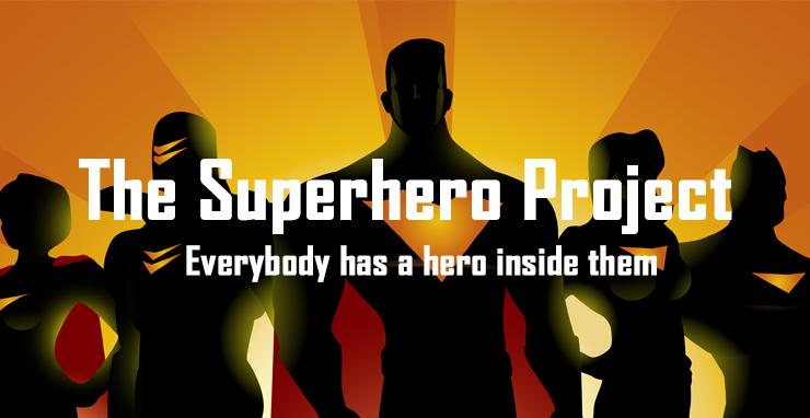 The Superhero Project - Robyn Peel