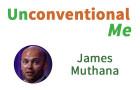 James Muthana Unconventional Me